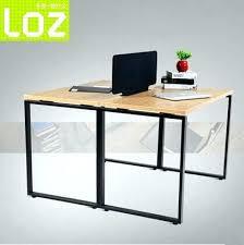 Wooden Computer Desk Plans 2 Person Workstation Desk 2 Person Computer Desk Plans 2 Person