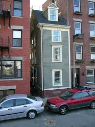 Narrow Houses Skinny House Boston Wikipedia