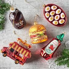 sur la table sells 17 avocado toast christmas ornament daily