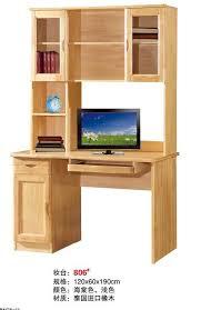 Computer Desk Oak Modern Solid Wood Right Angle Desk Computer Desk Oak Bookcase