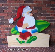 Christmas Decorations Commercial Australia by Bright Design Section 02 Santa Outdoor Christmas Displays