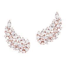 diamond ear cuff exquisite diamond ear cuffs in graziela gems