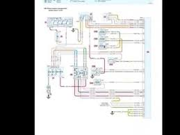 peugeot 206 wiring diagrams youtube