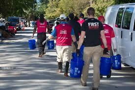 spirit halloween customer service lowe u0027s heroes helping in rockport texas following hurricane harvey