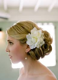 bridal hair flowers inspired wedding from q weddings