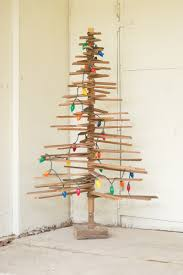 tree wooden decoration branched trees for