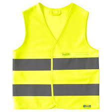 Construction High Visibility Clothing Beskydda Reflective Vest Ikea