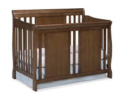 Convertible Crib Twin Bed by Amazon Com Stork Craft Verona Convertible Crib Dove Brown Baby