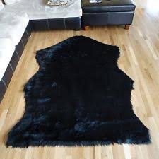 Bare Skin Rug Plush Bear Rug Ebay