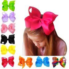 big bows for hair big hair bow ebay