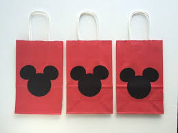 mickey mouse favor bags 77 best doğum günü tuna images on feltro key fobs and