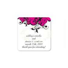 wedding gift labels black pink wedding invitation kit saffron diy printable