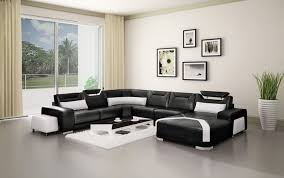 black leather sofa sets inspiring ideas for living room hgnv Living Room Decorating Ideas With Black Leather Furniture