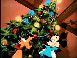 cartoon news mickey mouse and christmas carol