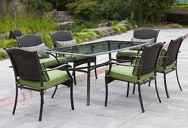 Walmart Patio Dining Sets Providence Cushions Walmart Replacement Cushions