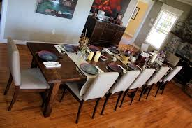 home design wood dining large rustic curly redwood slab table