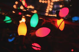 big bulb lights nostalgia