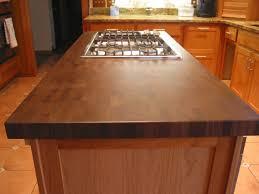 walnut butcher block counter top