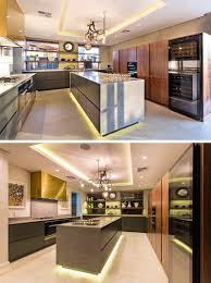South African Kitchen Designs Feng Shui Principles Were Used When Designing This New South