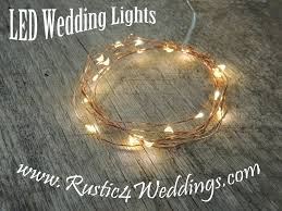 led fairy string lights for weddings and home decor church house