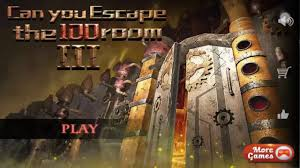 can you escape the 100 room 3 level 1 50 walkthrough all levels
