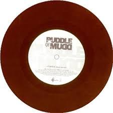 puddle of mudd brown vinyl uk 7 vinyl single 7 inch