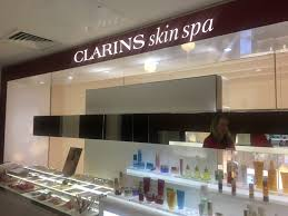 fashion north goes to clarins spa at john lewis newcastle the spa is the biggest clarins spa in the uk and the idea was originally started by debbie lewis who was a saturday girl in the 1980s and had a vision of