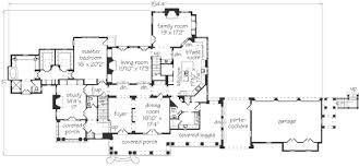 Southern Living Floorplans Centennial House Spitzmiller And Norris Inc Southern Living