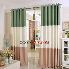 simple modern style blackout thermal curtain for living room buy