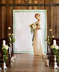 wedding backdrop altar aisle decor altar backdrops chic vintage brides