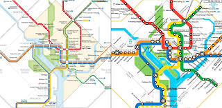 washington subway map plus ça change washington d c style cameron booth