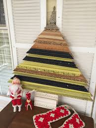 margo u0027s junkin journal 2015 christmas tree project with old