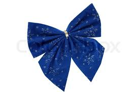 blue bows blue christmas bows stock photo colourbox