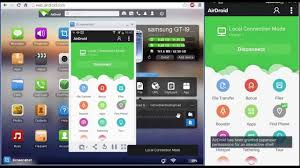 screen mirroring android mirror your android screen with airdroid 3
