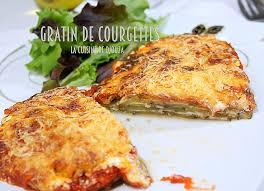 cuisine samira gratin gratin de courgettes crème mozzarella recettes faciles
