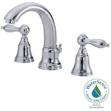 chrome danze parma kitchen faucet single hole two handle pull down