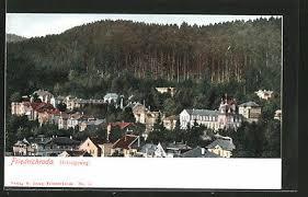 Ak Ansichtskarte Friedrichroda Blick Vom Herzogsweg Ak Friedrichroda Teilansicht Mit Thüringer Wald Eur 5 00