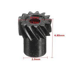 digital camera repair replacement parts aperture motor gear for