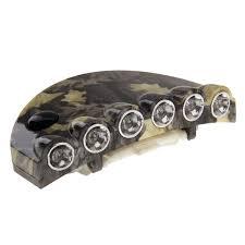 clip on visor light 92917 led cap visor camo hat light clip