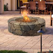 How To Use A Firepit Patio Design With Design Pit Outdoor Home Patio Gas