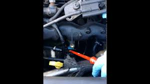 mondeo tdci fuel pump repair youtube