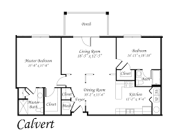 retirement living senior living floor plans salisbury maryland
