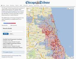 Map Of Chicago Illinois by Cps Building Closings Chicago Tribune
