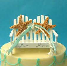 beachy wedding cake toppers wedding corners