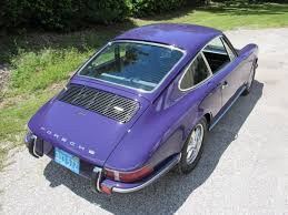 purple porsche 911 1972 porsche 911 t coupe vintage motors of sarasota inc