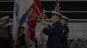 What Is A Flag Officer The Drillmaster