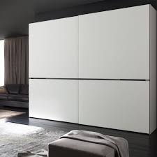 Ikea Armadi Con Ante Scorrevoli by Armadio Scorrevole Con Gola Orizzontale Exeter Arredaclick