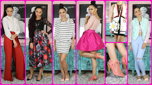 spring fashion trends 2016 u0026 spring fashion style tips youtube