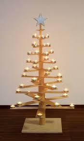 wooden trees minimalistic design craftsmanship
