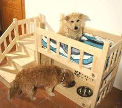 Bunk Bed For Dogs Bunk Bed With Bowl Cool Bed Bunk Bed With Bowls Plans